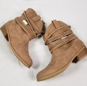 New SUGAR ankle booties